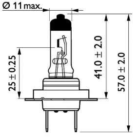 13972MDC1 Bulb, spotlight from PHILIPS quality parts