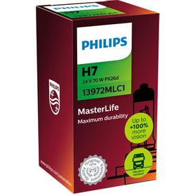 PHILIPS 13972MLC1 Glühlampe, Fernscheinwerfer OEM - 215226 RUVILLE, MASERATI, NK, A.B.S., ERA, MESSMER, DT Spare Parts, ACEMARK, SAMPA günstig