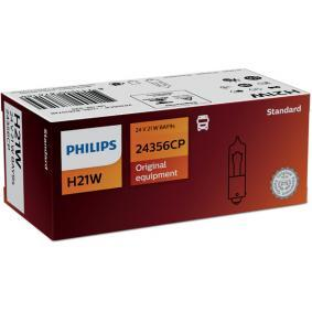 24356CP Bulb, indicator from PHILIPS quality parts