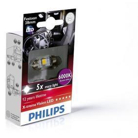 PHILIPS Glühlampe, Innenraumleuchte, Art. Nr.: 249446000KX1