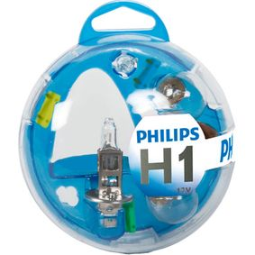 PHILIPS Glühlampe, Hauptscheinwerfer 55717EBKM