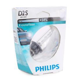 Glühlampe, Fernscheinwerfer PHILIPS Art.No - 85122XVS1 OEM: D2S für MERCEDES-BENZ kaufen