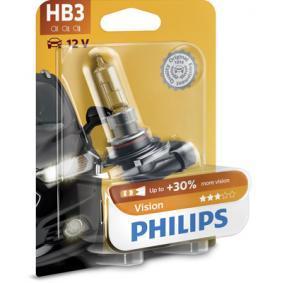 9005PRB1 Крушка с нагреваема жичка, фар за дълги светлини от PHILIPS качествени части