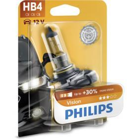 9006PRB1 Крушка с нагреваема жичка, фар за дълги светлини от PHILIPS качествени части