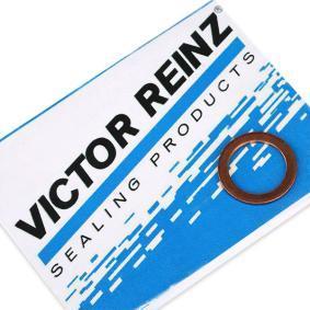 Уплътнителен пръстен, пробка за източване на маслото REINZ Art.No - 41-70089-00 OEM: 11023582 за OPEL, SEAT, CHEVROLET, DAEWOO, ISUZU купете