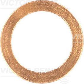 192633 за , Уплътнителен пръстен, пробка за източване на маслото REINZ (41-70089-00) Онлайн магазин