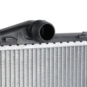PRASCO Kühler Motorkühlung BWA2278