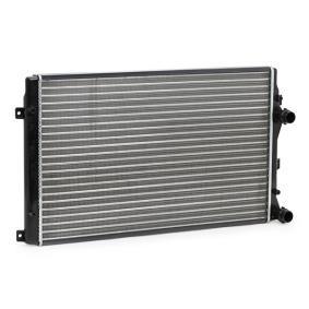 Воден радиатор / единични части VWA2206 PRASCO