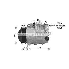 PRASCO VW GOLF Воден радиатор / единични части (VWA2206)