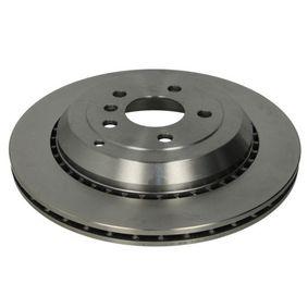 Спирачен диск ABE Art.No - C4M038ABE OEM: A1644230612 за MERCEDES-BENZ, DAIMLER купете