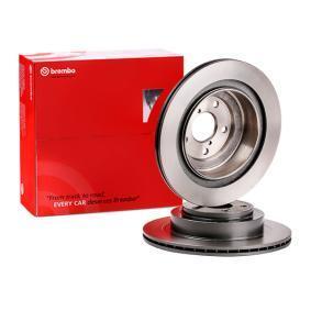 26700AE080 für SUBARU, Bremsscheibe BREMBO (09.B041.11) Online-Shop