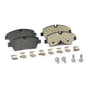 Brake Pad Set, disc brake BK212M008AC OE Part Number