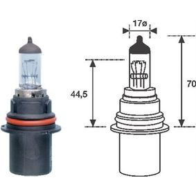 Bulb, spotlight (002555200000) from MAGNETI MARELLI buy