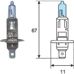 Glühlampe, Fernscheinwerfer 002601100000 Online Shop