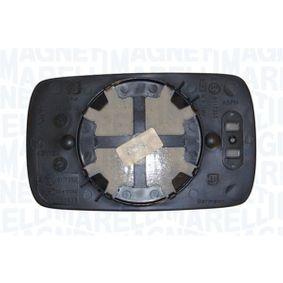 MAGNETI MARELLI Spiegelglas, Außenspiegel 51168250436 für BMW bestellen