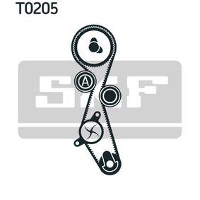 SKF Wasserpumpe + Zahnriemensatz VKMC 03205