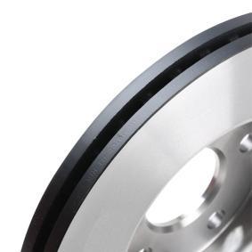 TRW Bremsscheibe (DF7475) niedriger Preis