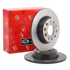 5Q0615601D für VW, AUDI, SKODA, SEAT, Bremsscheibe TRW (DF7911) Online-Shop