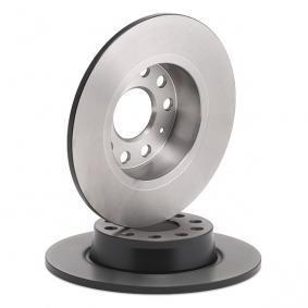 TRW Bremsscheibe (DF7911) niedriger Preis