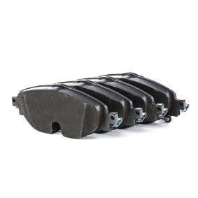 8V0698151D pour VOLKSWAGEN, AUDI, SEAT, SKODA, Kit de plaquettes de frein, frein à disque TRW (GDB1956) Boutique en ligne