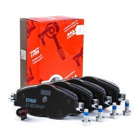 TRW GDB1956 Kit de plaquettes de frein, frein à disque OEM - 8V0698151D AUDI, SEAT, SKODA, VW, VAG, AUDI (FAW), VW (FAW), OEMparts à bon prix