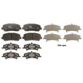 Taqués hidráulicos TRW (GDB3562) para MAZDA CX-5 precios
