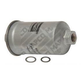 MAPCO Filtro combustibile 62224