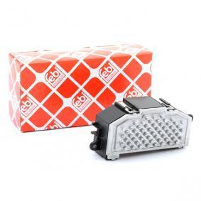 Golf V Хечбек (1K1) FEBI BILSTEIN Управляващ блок, отопление / вентилация 39753