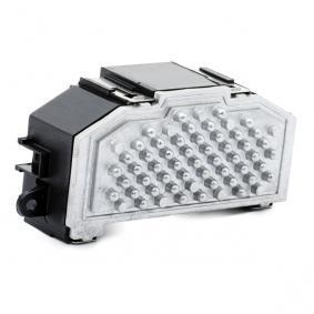 FEBI BILSTEIN Управляващ блок, отопление / вентилация 39753