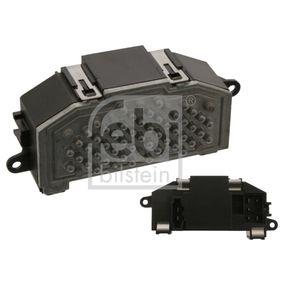 Управляващ блок, отопление / вентилация FEBI BILSTEIN (39753) за VW GOLF Цени
