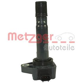 Ignition coil 0880411 METZGER