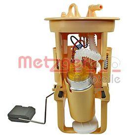 METZGER Benzinpumpe 2250076