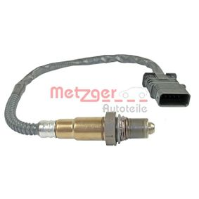 METZGER Αισθητήρας λάμδα Αισθητήρας ρύθμισης 4250032603953 εκτίμηση