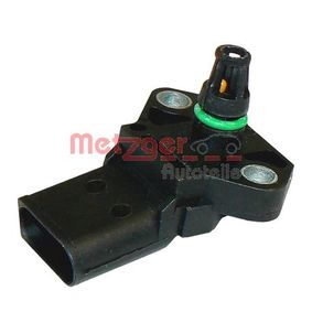 METZGER Snímač plnícího tlaku 0906061
