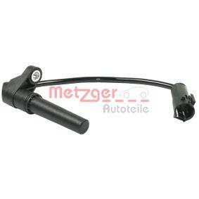 METZGER Sensor de Velocidad 0909055 para RENAULT MEGANE 1.6 16V 112 CV comprar