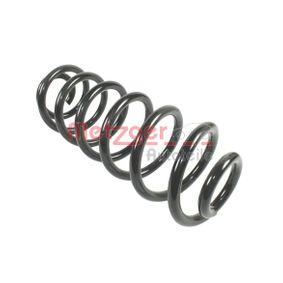 Fahrwerksfeder METZGER Art.No - 2242001 OEM: 3C0511115AF für VW, SKODA, SEAT kaufen