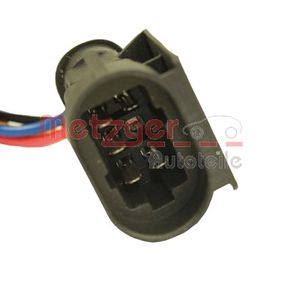 Frontscheibenwischermotor 2190563 METZGER