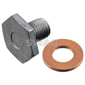 SWAG 62 93 8218 Verschlussschraube, Ölwanne OEM - 1715336 FORD günstig