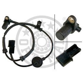 Sensor, Raddrehzahl OPTIMAL Art.No - 06-S167 OEM: 956711C000 für HYUNDAI, KIA kaufen