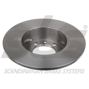 Bremsschlauch sbs Art.No - 13308547102 OEM: 1K0611701 für VW, AUDI, SKODA, SEAT kaufen
