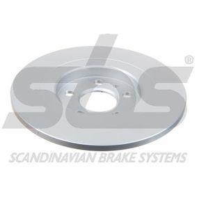 sbs Bremsscheibe 4246P4 für FIAT, PEUGEOT, CITROЁN, LANCIA bestellen