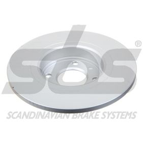 sbs Bremsscheibe 8200123117 für RENAULT, DACIA, RENAULT TRUCKS bestellen