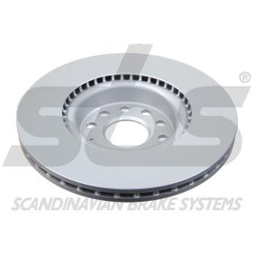JZW615301H pentru VW, AUDI, SKODA, SEAT, Disc frana sbs (18153147115) Magazin web
