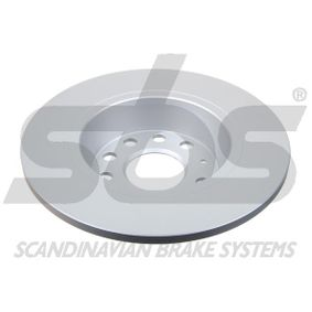 1K0615601M für VW, AUDI, SKODA, SEAT, PORSCHE, Bremsscheibe sbs (18153147133) Online-Shop