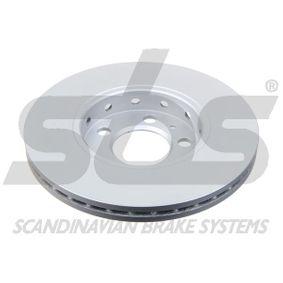 sbs Bremsscheibe 8Z0615301D für VW, AUDI, SKODA, SEAT, SMART bestellen