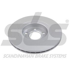 sbs Bremsscheibe 1J0615301P für VW, AUDI, SKODA, SEAT, PORSCHE bestellen