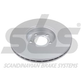 sbs Bremsscheibe 1J0615301C für VW, AUDI, SKODA, SEAT, PORSCHE bestellen