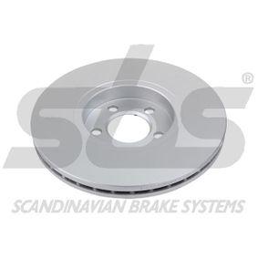sbs Bremsscheibe 6R0615301D für VW, AUDI, SKODA, SEAT bestellen