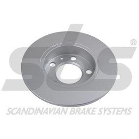 sbs Bremsscheibe 2Q0615601H für VW, AUDI, SKODA, SEAT bestellen