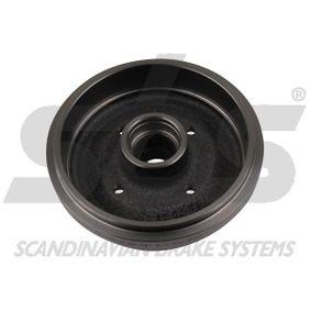 sbs Bremstrommel 171501615 für VW, AUDI, SKODA, SEAT, PORSCHE bestellen